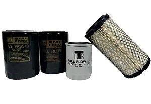 Kit Filtros de Combustível Thermo King Md100|300 - T600|800|880