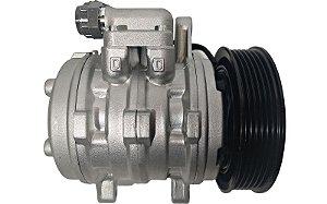 Compressor Ar Condicionado 10p08 Parati Saveiro Gol G2 G3 G4