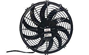 Eletro Ventilador Spal Va10-ap50/c-61 12v Aspirante ou Soprante 12 Polegadas