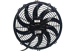 Eletro Ventilador Spal Va10-bp10/c-61 24v Aspirante ou Soprante 12 Polegadas