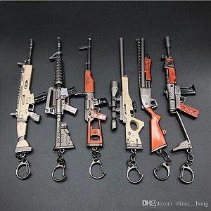 Chaveiros Rifles
