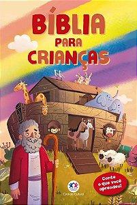 Bíblia para Crianças - Capa Dura