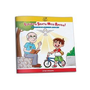 Livro Espírito Santo Meu Amigo