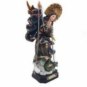 Imagem Nossa Senhora do Apocalipse 40 CM - Resina