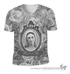 Camiseta Rainha da Paz - P/B