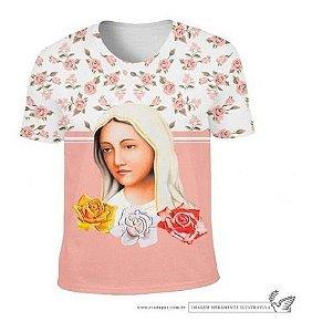 Camiseta Rosa Mistica