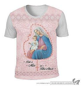Camiseta Nossa Senhora Do Rosário