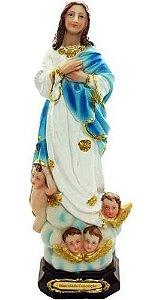 Imagem Nossa Senhora da Imaculada Conceição 60 CM - Resina
