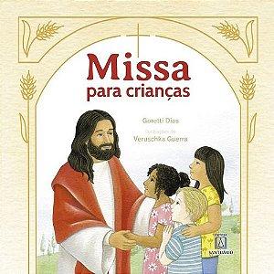 Livro Missa Para Crianças