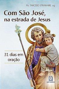 Livro Com São José, na estrada de Jesus