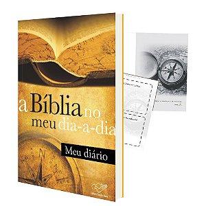 Livro Bíblia no Meu Dia a Dia Meu Diário