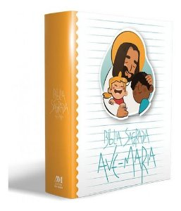 Bíblia Sagrada - Capa Catequese