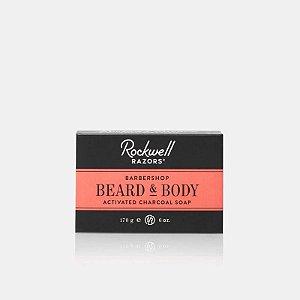 Sabão Barba e Corpo Rockwell
