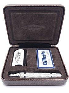 Aparelho de Barbear Gillette Heritage