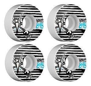 Roda de Skate Bones SPF Strokes 54mm