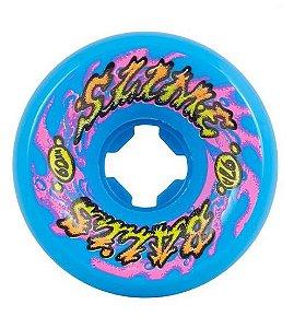 Rodas de Skate Santa Cruz Slime Balls Vomits Gooberz – 60mm 97a Azul