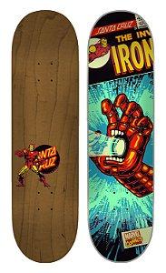 Shape Santa Cruz Marvel Comics Homem de Ferro