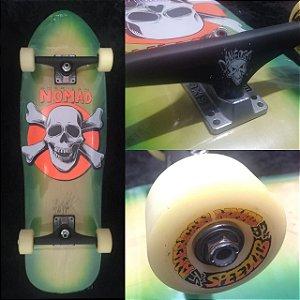 Skate Completo American Nomad Assinado por Bill Danforth