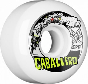 Roda de Skate Bones SPF Pro Caballero X Blender Moto 58mm
