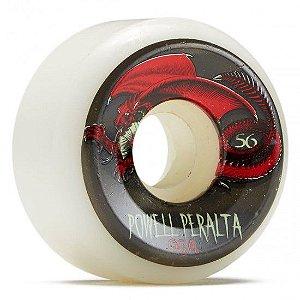 Roda de Skate Powell Peralta Oval Dragon 56mm 90A