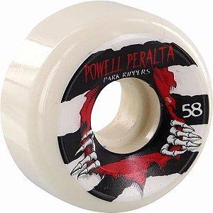 Roda de Skate Powell Peralta Park Rippers 58mm 104A