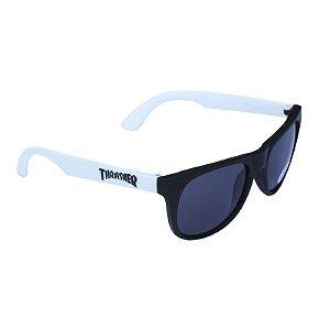 Óculos de Sol Thrasher Skate Mag haste Branca