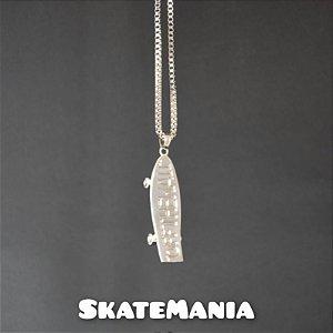 Colar de Skate OFF THE WALL em aço Unissex