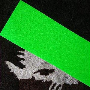 "LIXA EMBORRACHADA VERDE NEON PIMP GRIP JESSUP  9"" X 33"""