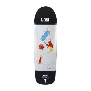 SHAPE HOSOI SKATEBOARDS ALLEN LOSI BRANCO