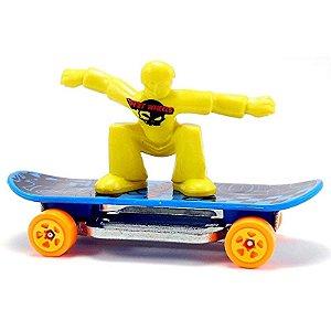 Hot Wheels 2013 Skate Punk Amarelo