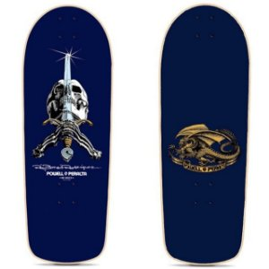 Shape Old School Powell Peralta Ray Bones Rodriguez Reissue Azul