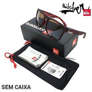 Óculos de Sol QUIKSILVER Vermelho Coleção The Ferris sem caixa