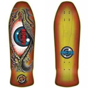 Shape Old School Santa Cruz Rob Roskopp Eye Ressue