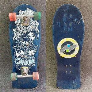 Skate Canion Completo Nacional original de época