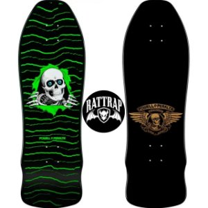 SHAPE OLD SCHOOL POWELL PERALTA GEEGAH RIPPER VERDE