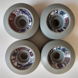 Rodas de Skate Speedlab Time Flies 60mm 98A