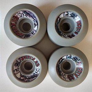 Rodas de Skate Speedlab Time Flies 60mm 98A