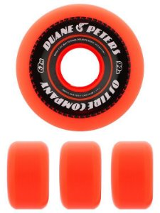 Rodas de Skate OJ Duane Peters 62MM 99A