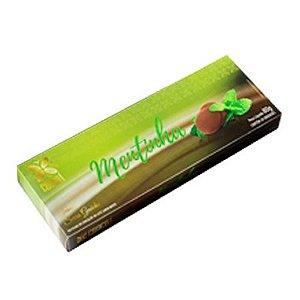 Caixa de pastilha em chocolate mentinha - 80G