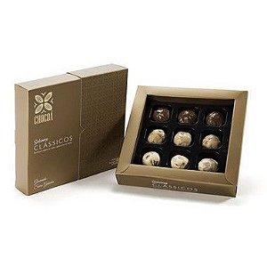 Caixa de bombons sabores clássicos - 180G