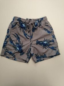 Beach Shorts Lagosta Infantil
