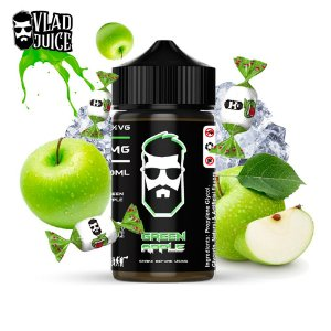 Green Apple 100ml 🍏🧊