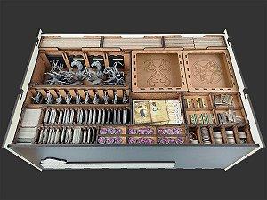 Caixa Organizadora Big Box para Mansions of Madness - PREMIUM