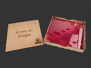 Kit de Áreas de Magia RPG – Com Case