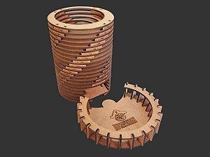 Torre de Dados Espiral