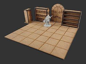 Kit de Portas para Cenário de RPG