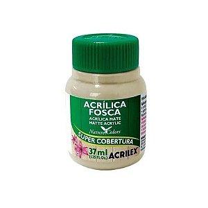 Tinta Acrílica Fosca Acrilex 37ml - Concreto 819