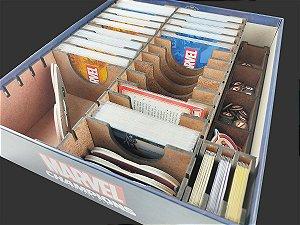 Organizador (insert) para Marvel Champions: The Card Game