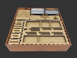 Organizador (Insert) para Terraforming Mars (Modelo 2)