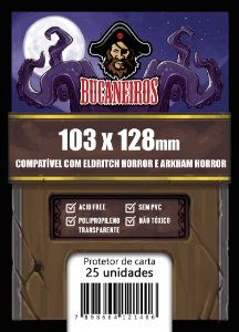 Sleeve Customizado - Eldritch Horror / Arkham Horror / Furry of Dracula (103x128)